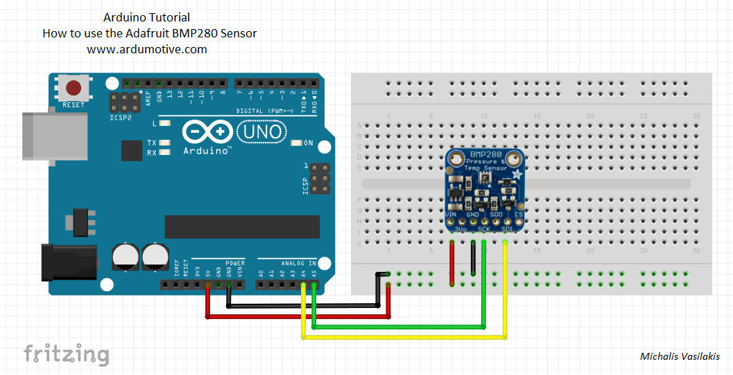 Use arduino as avr programmer
