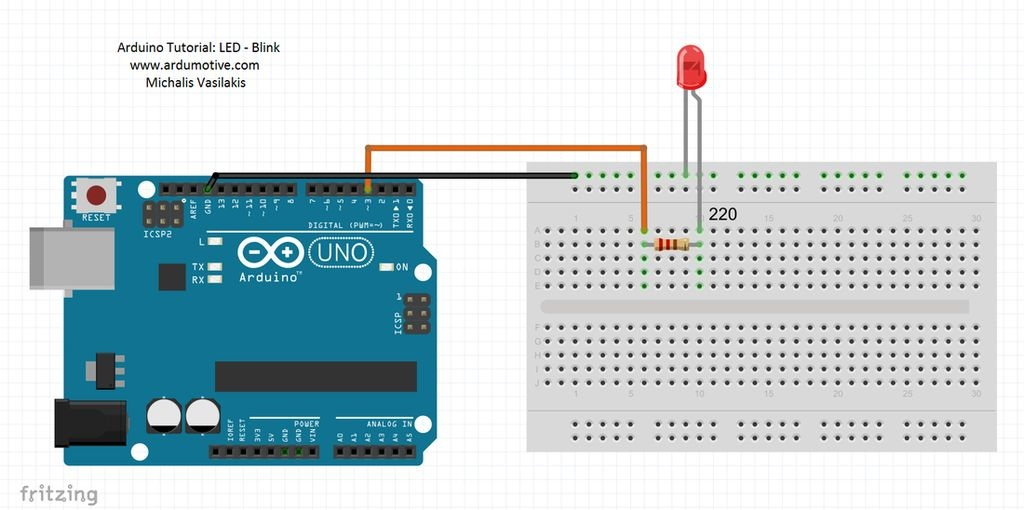 How to fade an led with arduino ardumotive greek